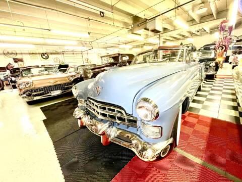 1948 Cadillac Series 62 for sale at Berliner Classic Motorcars Inc in Dania Beach FL