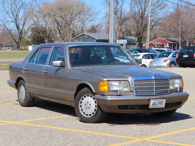 1987 Mercedes-Benz 420-Class for sale in Farmington, MN