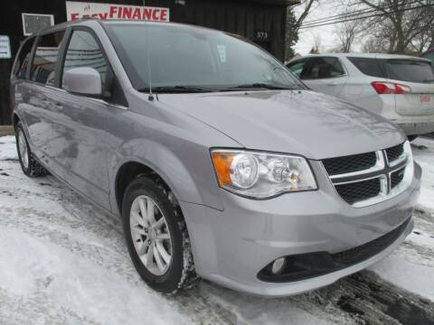 2019 Dodge Grand Caravan for sale at EZ Finance Auto in Calumet City IL