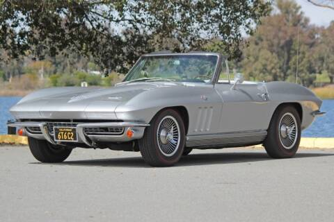 1966 Chevrolet Corvette for sale at Precious Metals in San Diego CA