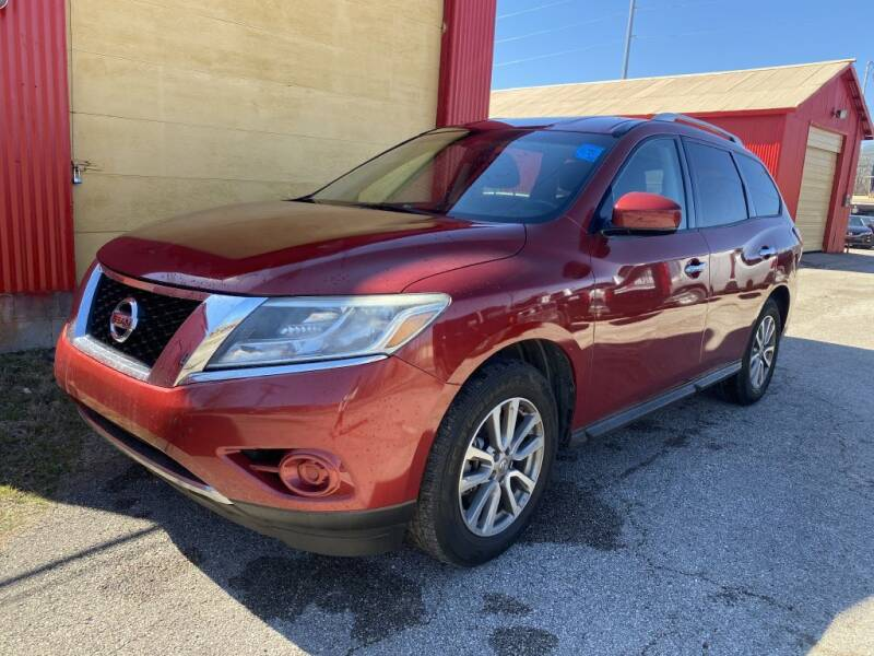 2014 Nissan Pathfinder for sale at Pary's Auto Sales in Garland TX