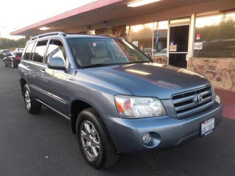 2007 Toyota Highlander for sale at Auto 4 Less in Fremont CA