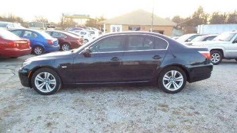2010 BMW 5 Series for sale at Tates Creek Motors KY in Nicholasville KY