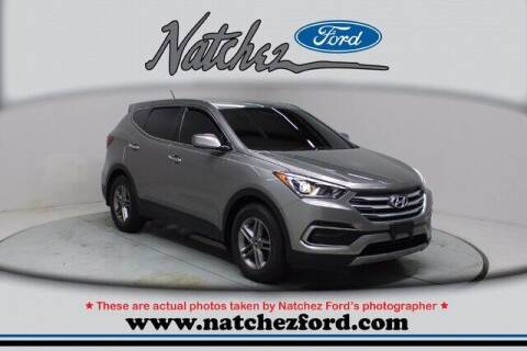 2018 Hyundai Santa Fe Sport for sale at Auto Group South - Natchez Ford Lincoln in Natchez MS