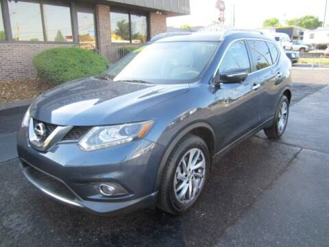 2015 Nissan Rogue for sale at Jacobs Auto Sales in Nashville TN