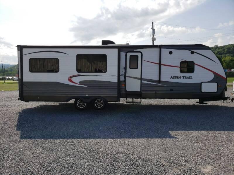 2016 Dutchmen ASPEN TRAIL for sale at White Auto Sales Inc in Summersville WV