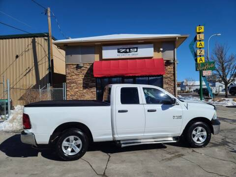 2013 RAM Ram Pickup 1500 for sale at 719 Automotive Group in Colorado Springs CO
