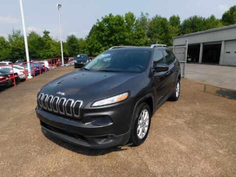 2015 Jeep Cherokee for sale at Paniagua Auto Mall in Dalton GA