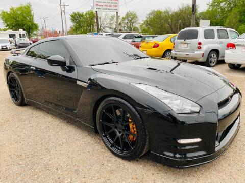 2014 Nissan GT-R for sale at Truck City Inc in Des Moines IA