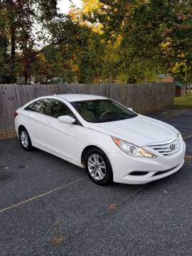 2011 Hyundai Sonata for sale at D & M Discount Auto Sales in Stafford VA