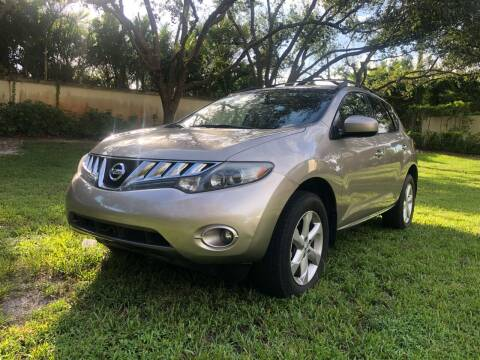2009 Nissan Murano for sale at GERMANY TECH in Boca Raton FL
