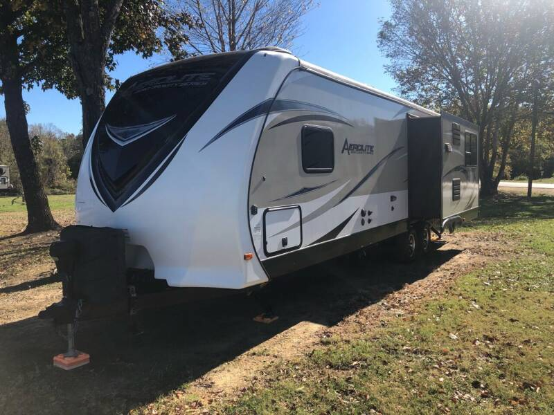 2017 FOR SALE!!!!!   Aerolite 298RESL for sale at S & R RV Sales & Rentals, LLC in Marshall TX