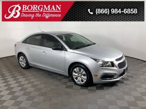 2016 Chevrolet Cruze Limited for sale at BORGMAN OF HOLLAND LLC in Holland MI