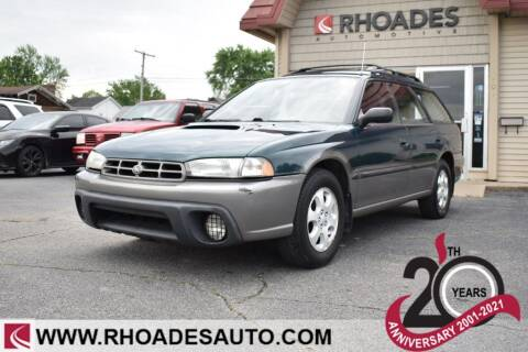 1998 Subaru Legacy for sale at Rhoades Automotive in Columbia City IN