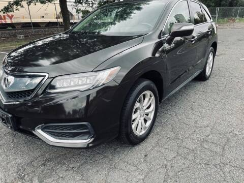 2018 Acura RDX for sale at Bluesky Auto in Bound Brook NJ