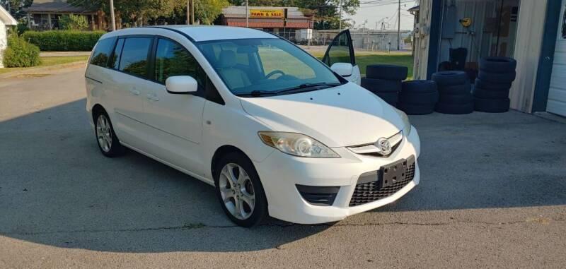 2009 Mazda MAZDA5 for sale at Guidance Auto Sales LLC in Columbia TN