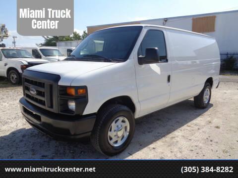 2013 Ford E-250 for sale at Miami Truck Center in Hialeah FL
