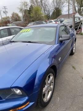 2009 Ford Mustang for sale at Mastro Motors in Garden City MI