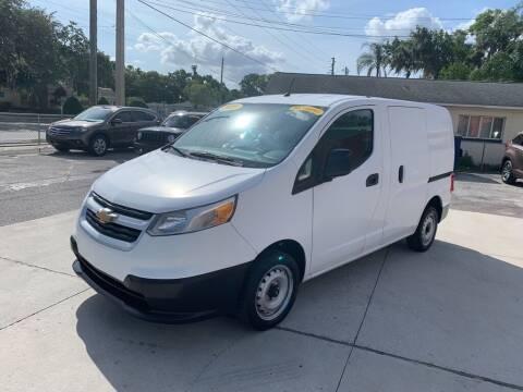 2017 Chevrolet City Express Cargo for sale at Galaxy Auto Service, Inc. in Orlando FL