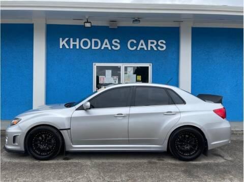 2011 Subaru Impreza for sale at Khodas Cars in Gilroy CA