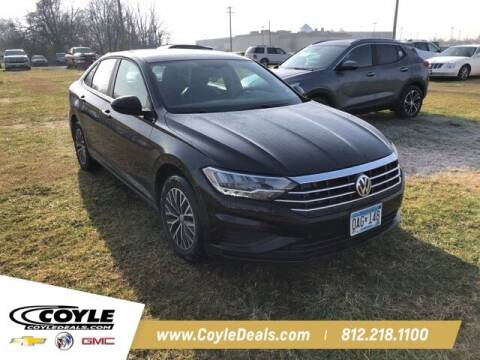 2019 Volkswagen Jetta for sale at COYLE GM - COYLE NISSAN in Clarksville IN