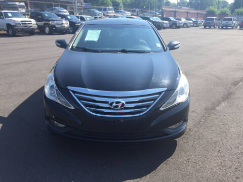 2014 Hyundai Sonata for sale at Beckham's Used Cars in Milledgeville GA
