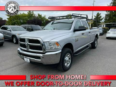 2014 RAM Ram Pickup 2500 for sale at Auto 206, Inc. in Kent WA