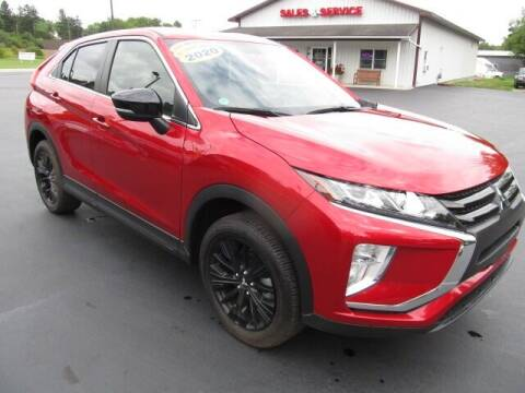 2020 Mitsubishi Eclipse Cross for sale at Thompson Motors LLC in Attica NY