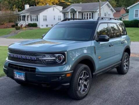 2021 Ford Bronco Sport for sale at Tim Short Auto Mall in Corbin KY