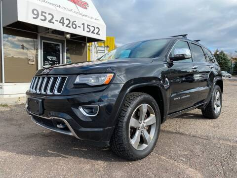 2014 Jeep Grand Cherokee for sale at Mainstreet Motor Company in Hopkins MN