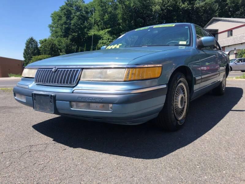 1993 Mercury Grand Marquis GS