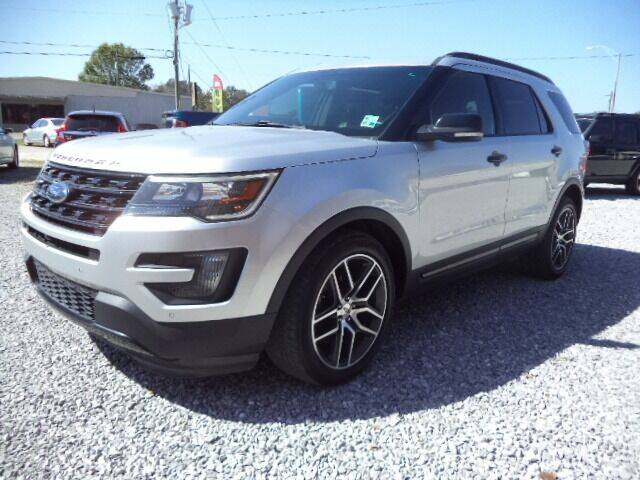 2016 Ford Explorer for sale at PICAYUNE AUTO SALES in Picayune MS