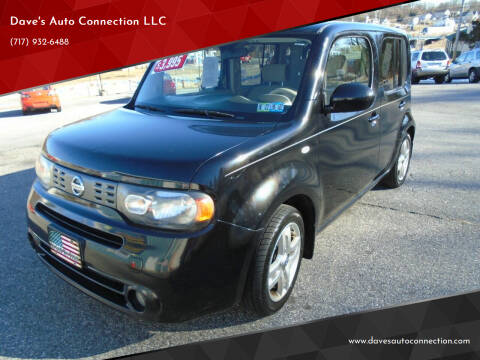 2009 Nissan cube for sale at Dave's Auto Connection LLC in Etters PA