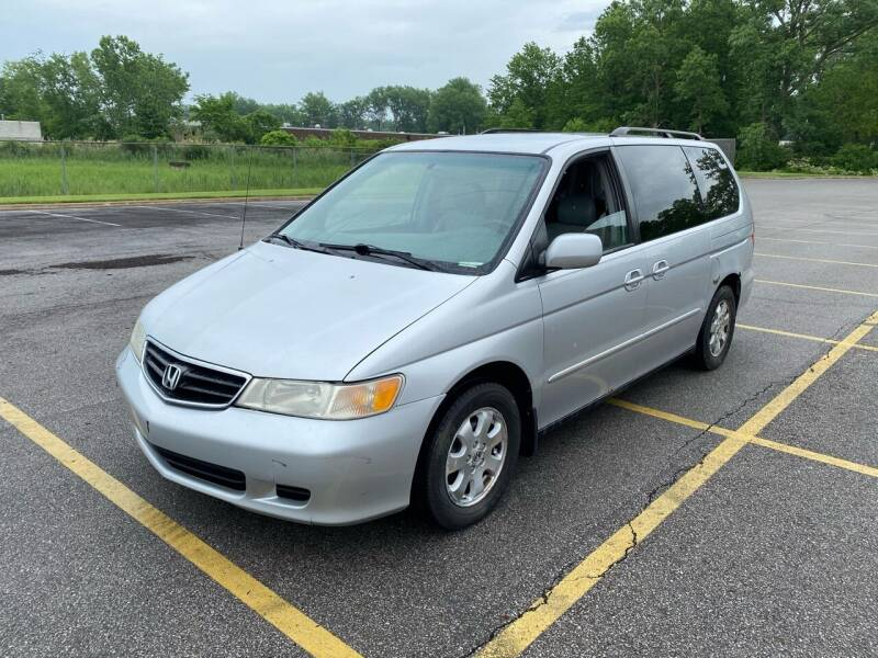 2003 Honda Odyssey for sale at JE Autoworks LLC in Willoughby OH