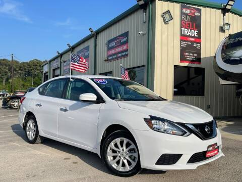 2019 Nissan Sentra for sale at Premium Auto Group in Humble TX