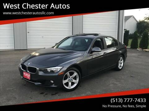2015 BMW 3 Series for sale at West Chester Autos in Hamilton OH
