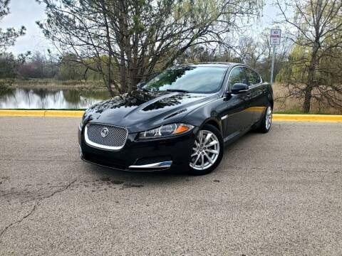2012 Jaguar XF for sale at Excalibur Auto Sales in Palatine IL