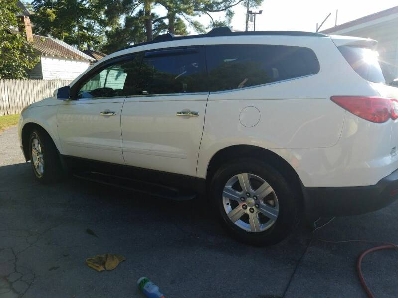 2012 Chevrolet Traverse for sale at Rocky Mount Motors in Battleboro NC
