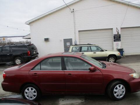 2005 Toyota Camry for sale at ROUTE 119 AUTO SALES & SVC in Homer City PA
