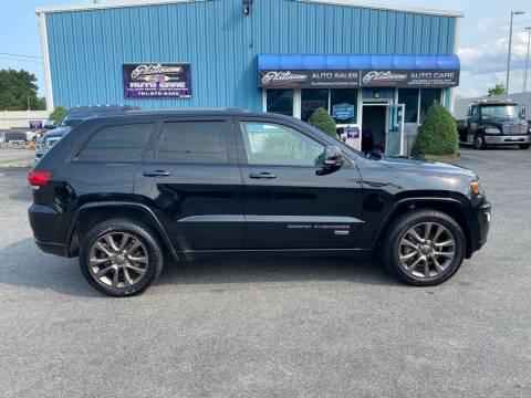 2017 Jeep Grand Cherokee for sale at Platinum Auto in Abington MA
