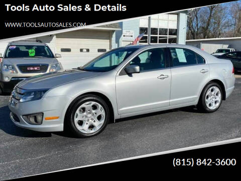 2010 Ford Fusion for sale at Tools Auto Sales & Details in Pontiac IL