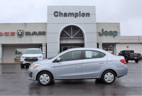 2018 Mitsubishi Mirage G4 for sale at Champion Chevrolet in Athens AL