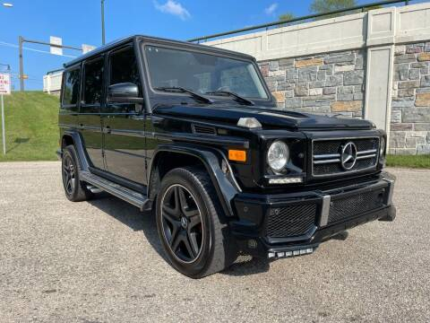 2013 Mercedes-Benz G-Class for sale at Auto Gallery LLC in Burlington WI