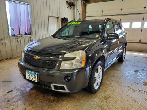 2008 Chevrolet Equinox for sale at Sand's Auto Sales in Cambridge MN