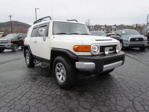 2014 Toyota FJ Cruiser for sale at Hibriten Auto Mart in Lenoir NC