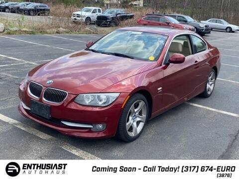 2011 BMW 3 Series for sale at Enthusiast Autohaus in Sheridan IN