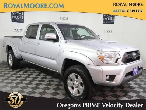 2012 Toyota Tacoma for sale at Royal Moore Custom Finance in Hillsboro OR
