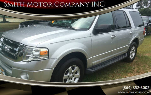 2010 Ford Expedition for sale at Smith Motor Company INC in Mc Cormick SC