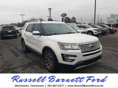 2016 Ford Explorer for sale at Oskar  Sells Cars in Winchester TN