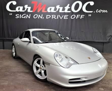 2002 Porsche 911 for sale at CarMart OC in Costa Mesa, Orange County CA
